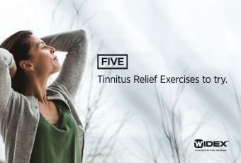 5 Tinnitus Relief Exercises